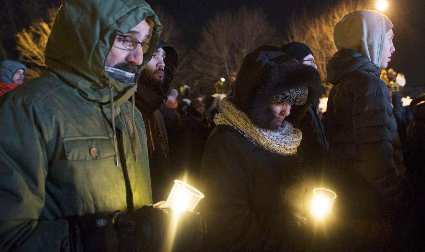 Justin Trudeau s'attaque à la haine envers l'islam