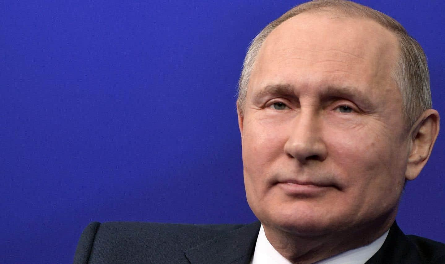 Vladimir Poutine s'est voulu ironique sur le caractère très large de cette liste, dont il apparaît finalement comme le grand absent: «C'est vexant», a blagué le président russe.