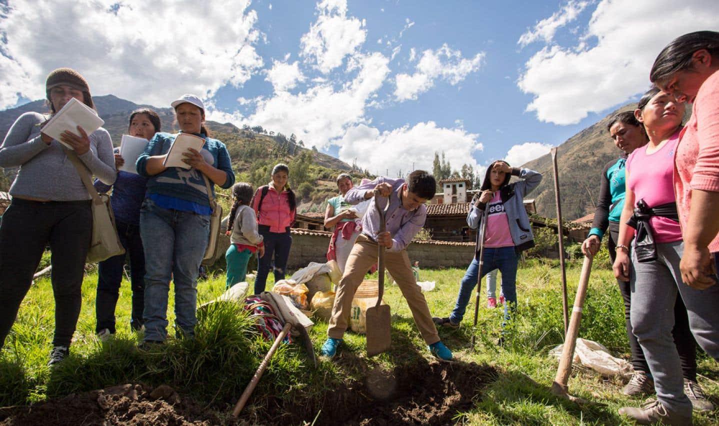 Pérou: l'agroécologie pour améliorer les pratiques
