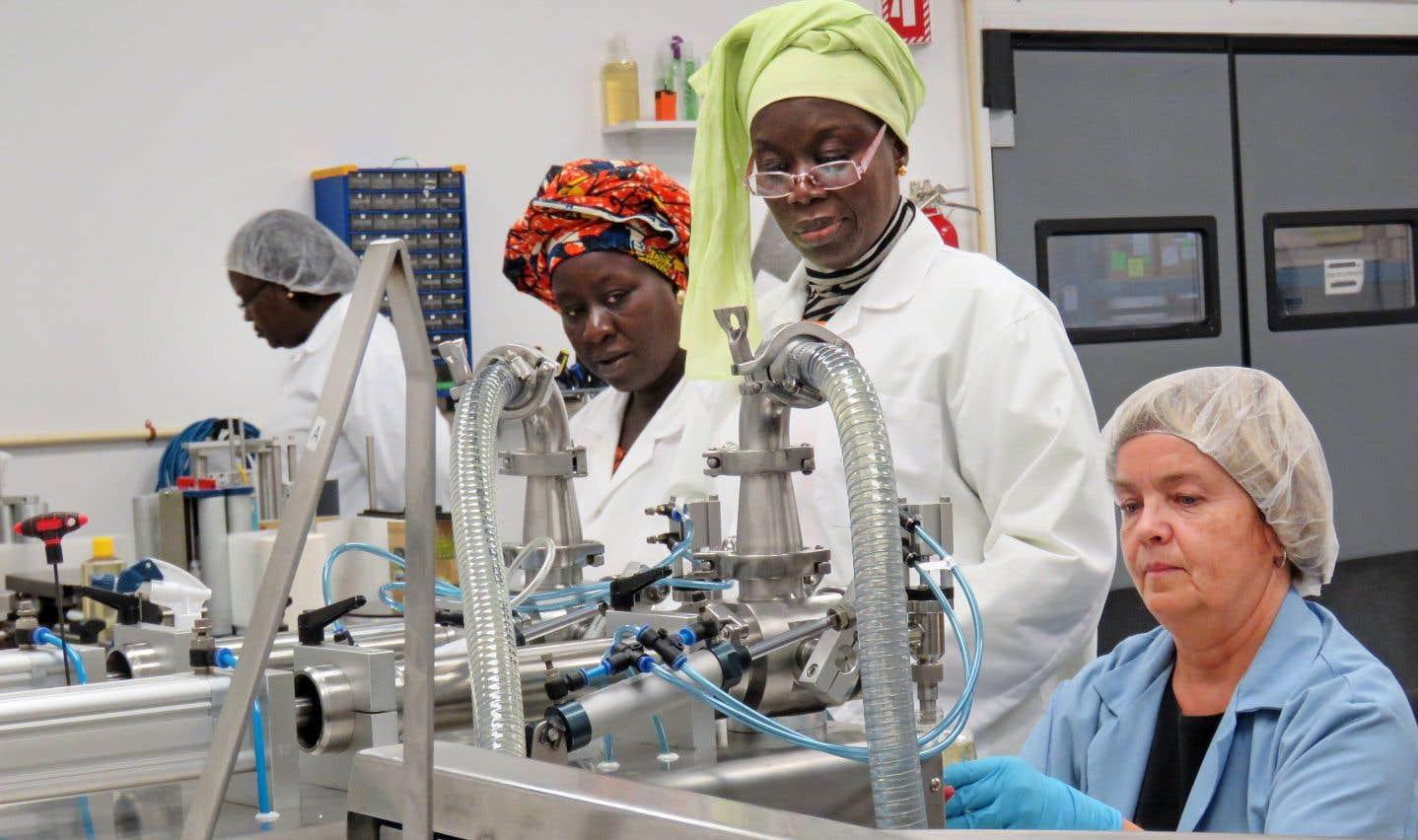 Favoriser l'entrepreneuriat au féminin