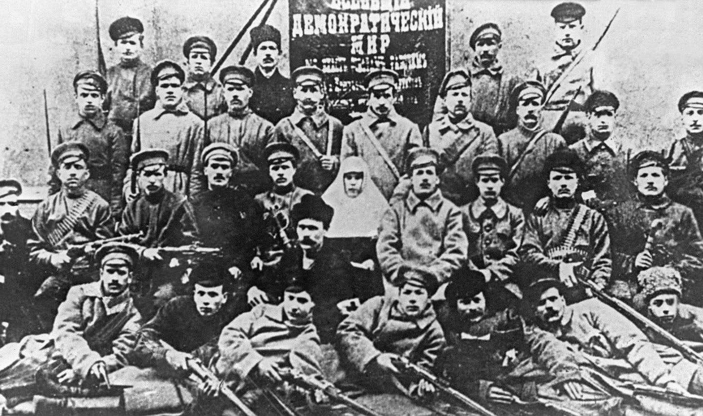 «L'ombre d'Octobre»: le centenaire d'une révolution détournée