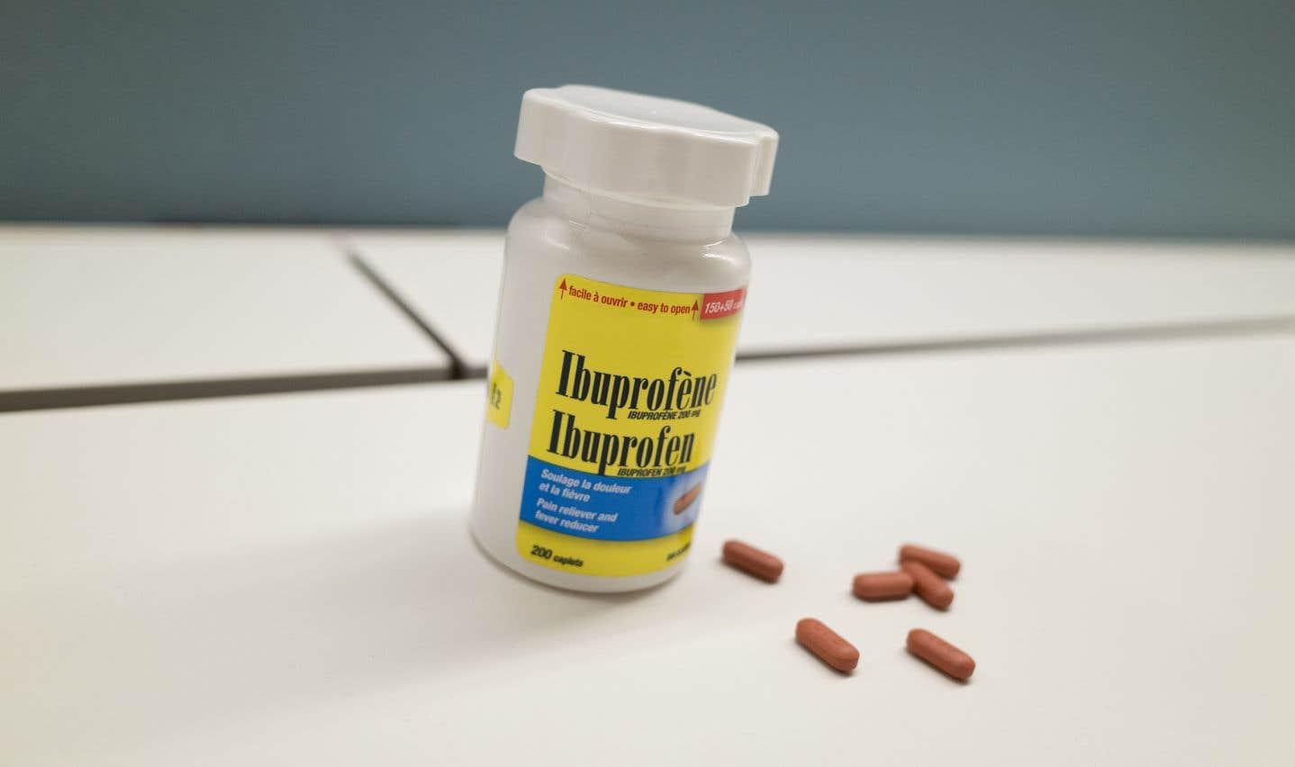 Jusqu'à maintenant, l'ibuprofène était surtout contre-indiqué au troisième trimestre de la grossesse.