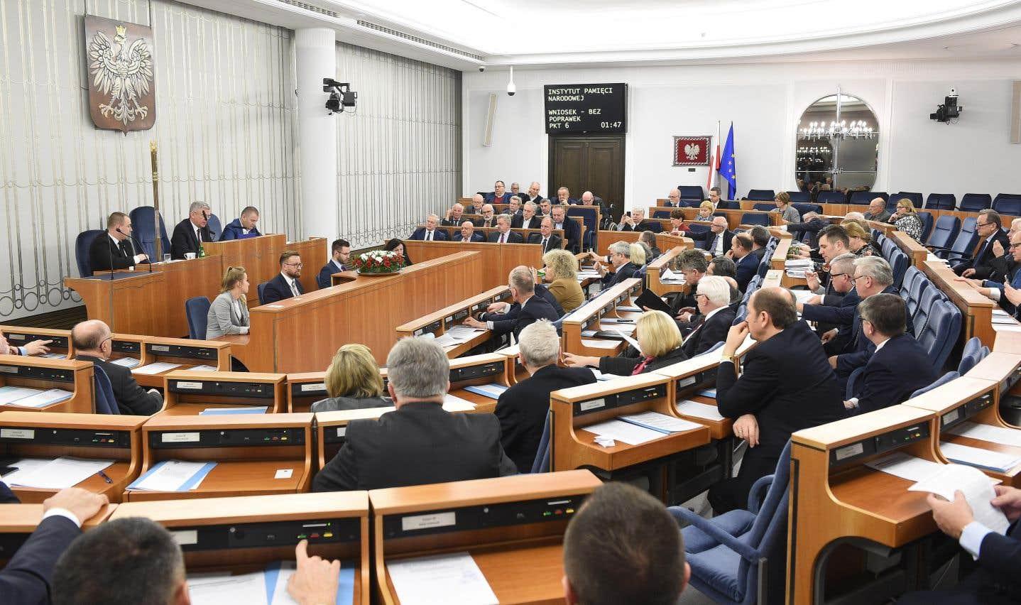 Une loi sur la Shoah dénoncée en Pologne