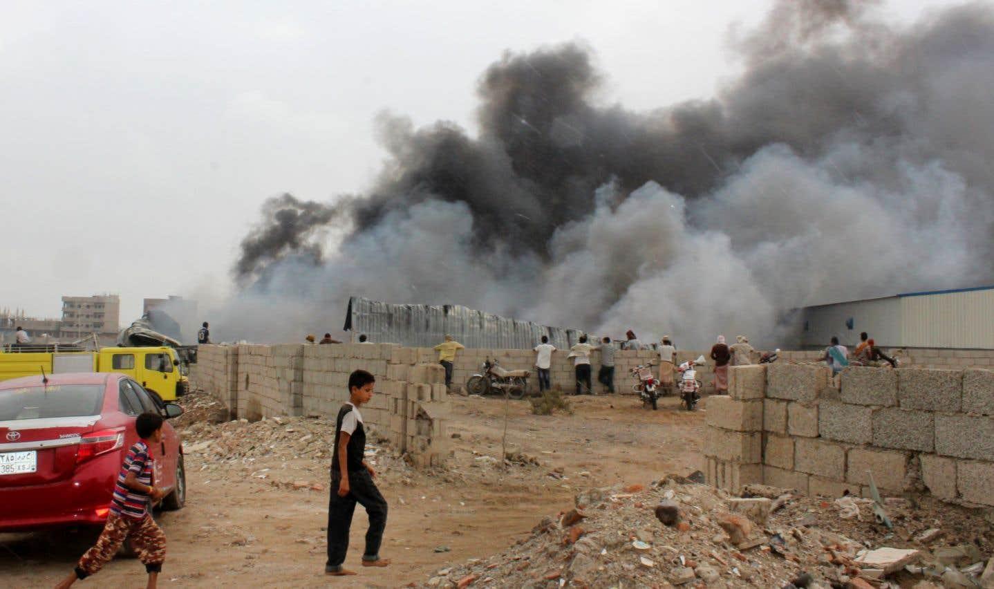Les combats, qui ont fait au moins 38 morts, ont encore affaibli l'armée loyale au président Abd Rabbo Mansour Hadi.