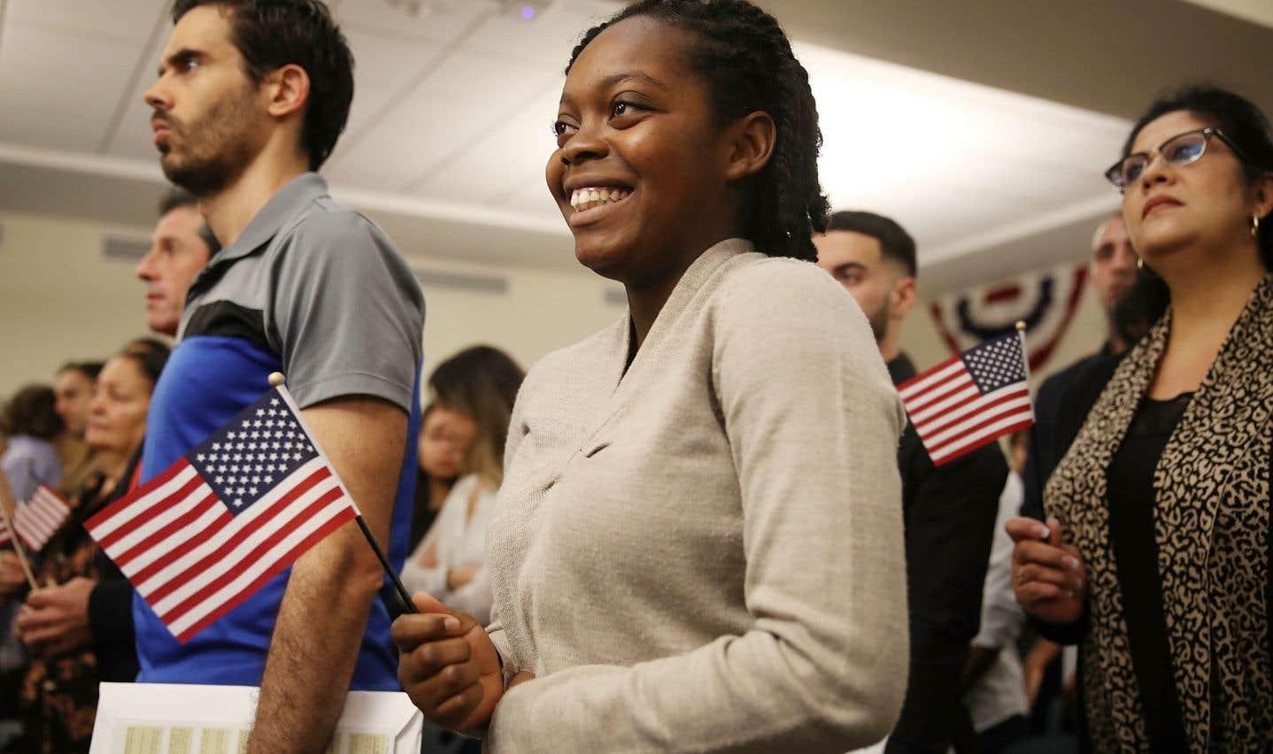Les immigrants norvégiens dont rêve Trump viennent aujourd'hui d'Haïti