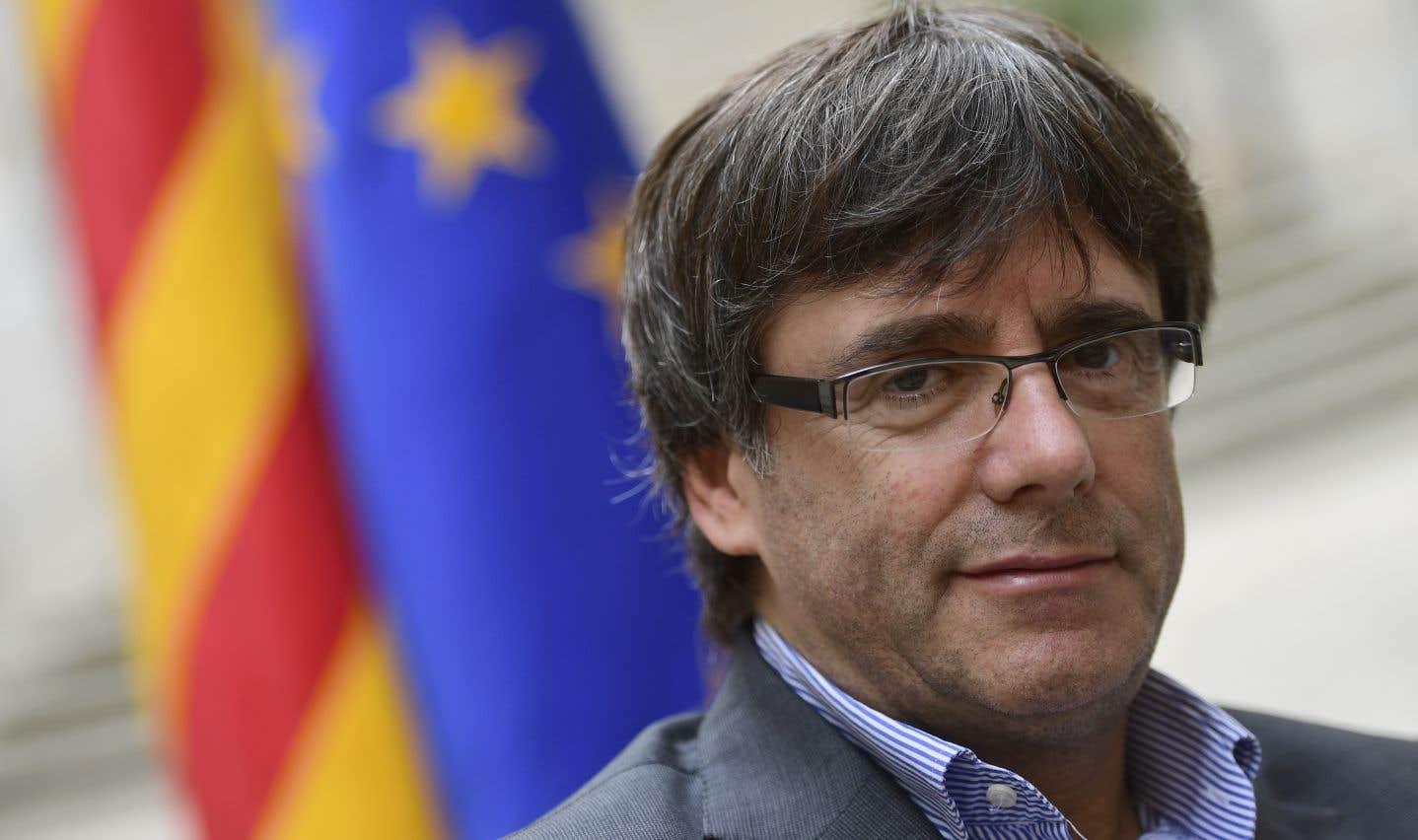 En Catalogne, malaise autour de la candidature de Puigdemont