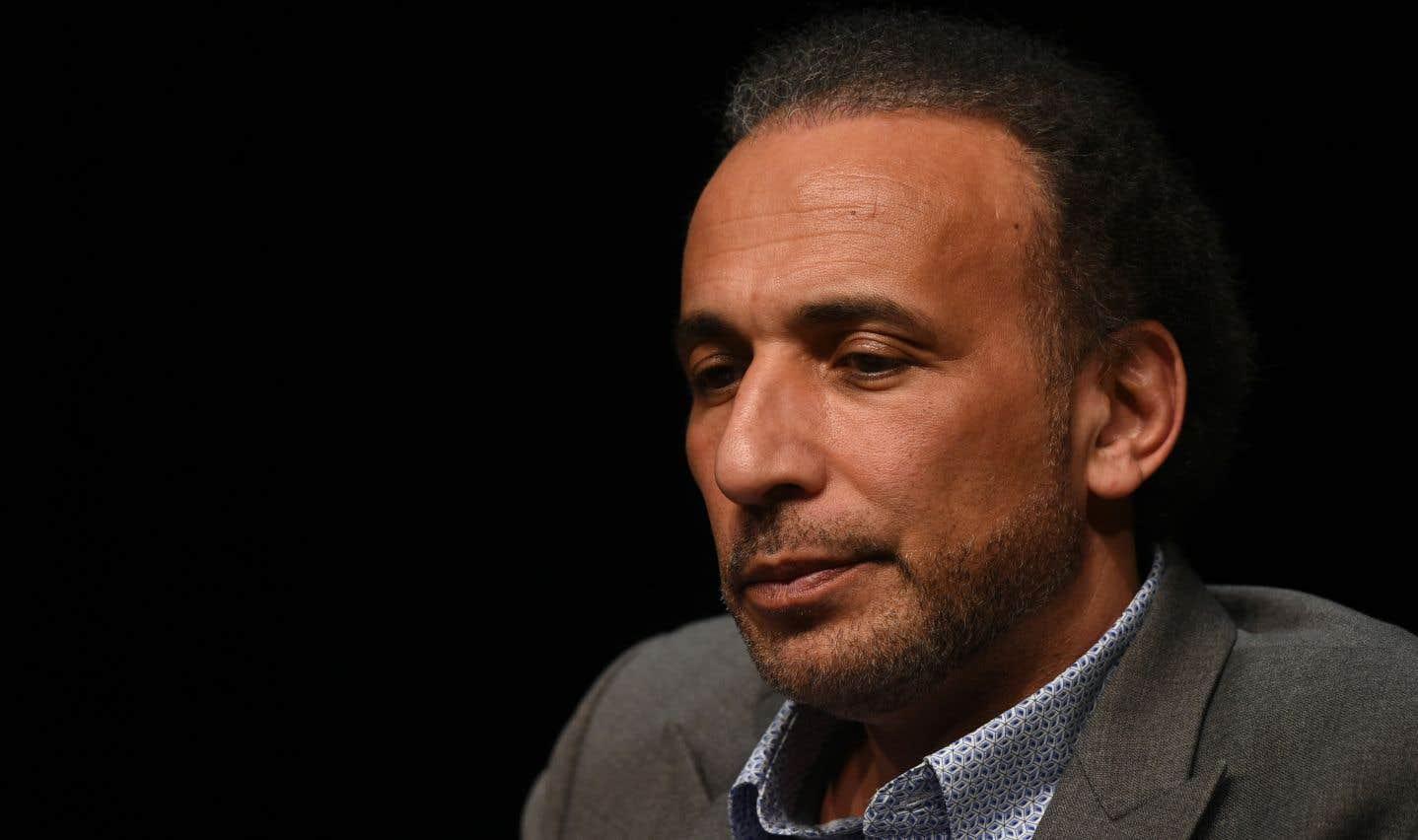 Le théologien musulman controversé Tariq Ramadan