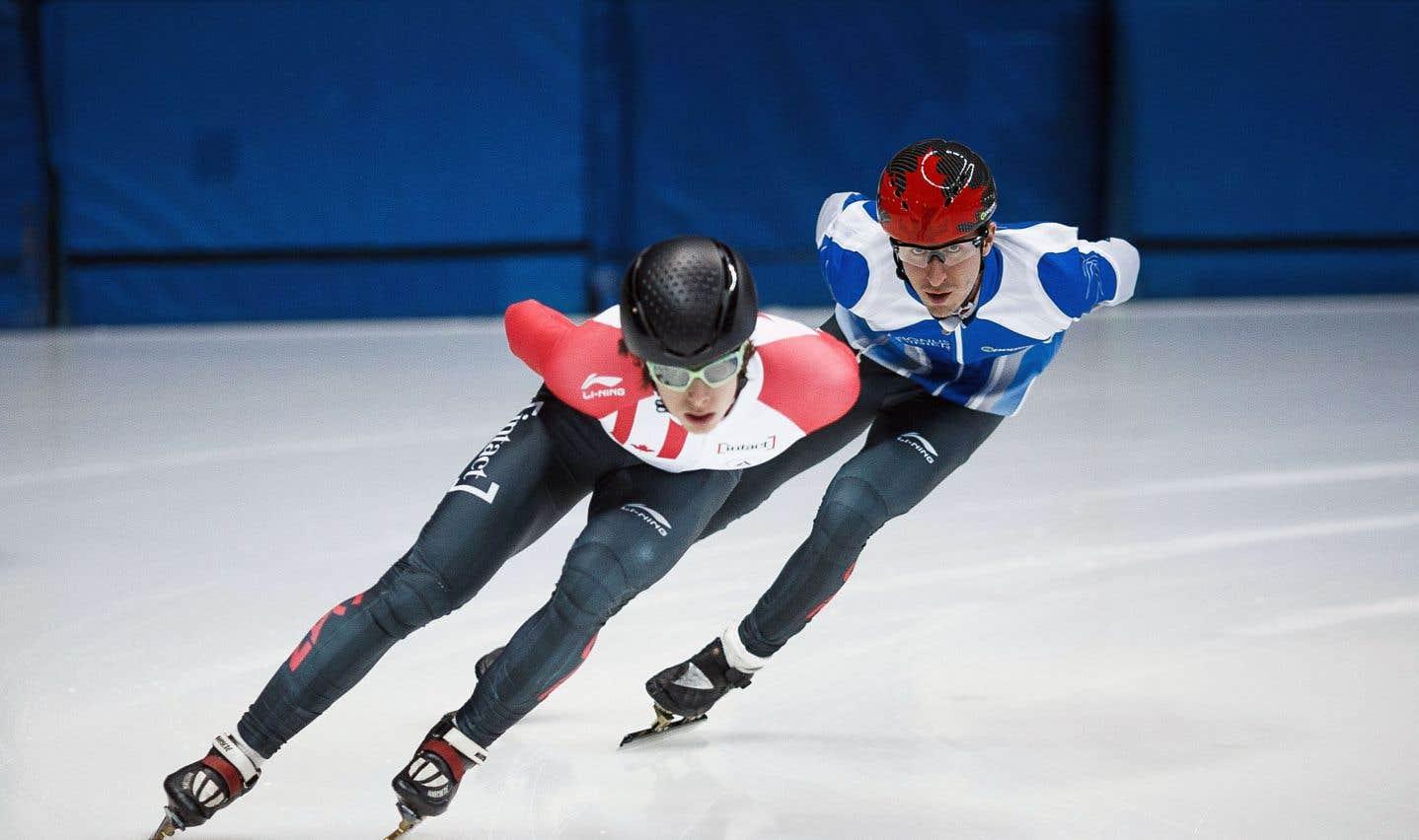 Incursion au sein de l'équipe de patinage de vitesse courte piste