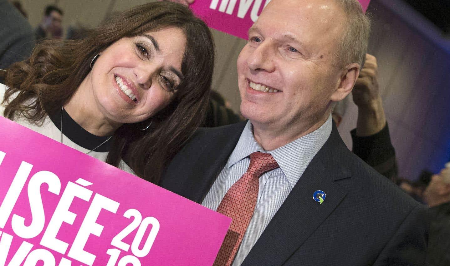 Cette semaine, Jean-François Lisée a annoncé qu'il nommait la députée de Joliette, Véronique Hivon, vice-chef du PQ. L'élue est l'une des personnalités politiques les plus estimées du Québec, avec un taux d'évaluation négatif d'à peine 5%.