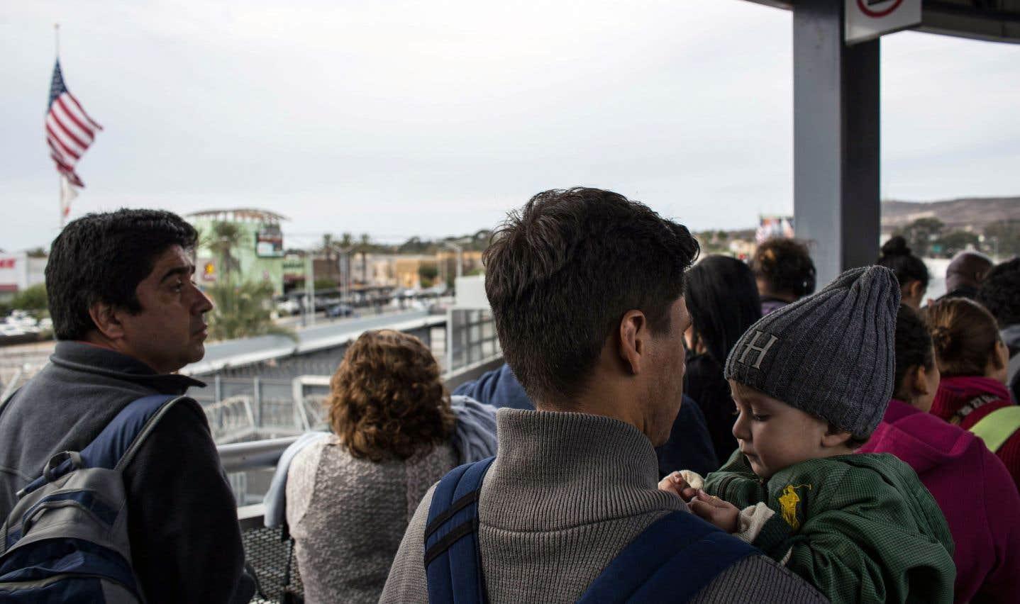 Amnesty International a récemment déploré que le Mexique expulsait des milliers de migrants originaires d'Amérique centrale.