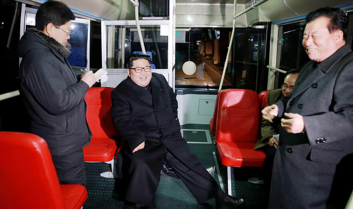 Jeux de Pyeongchang: un haut dirigeant nord-coréen attendu