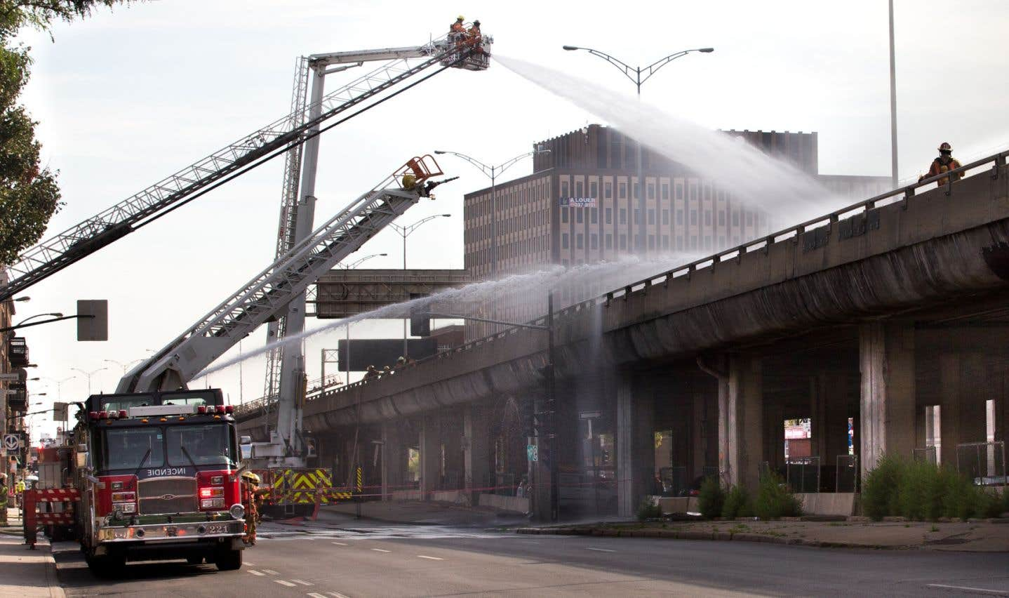 En août 2016, un camionneur a été brûlé vif sur l'autoroute Métropolitaine à Montréal. Le camion-citerne de la société Bombardier s'était immobilisé à la suite du déclenchement inopiné de son dispositif d'interverrouillage, rappelle l'auteur.