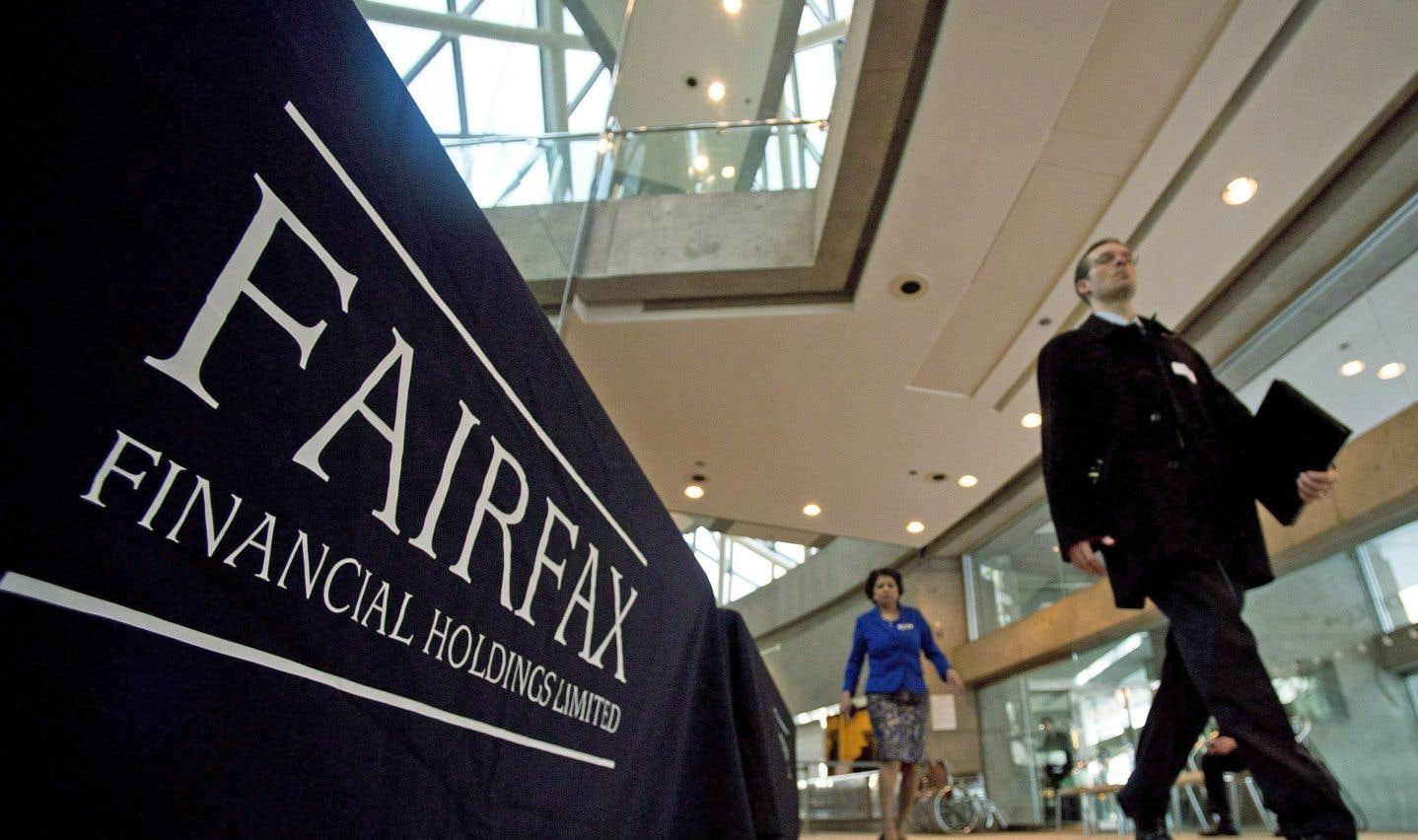 En vertu de l'entente, plus de 4500 employés de Carillion Canada seront transférés chez Fairfax.