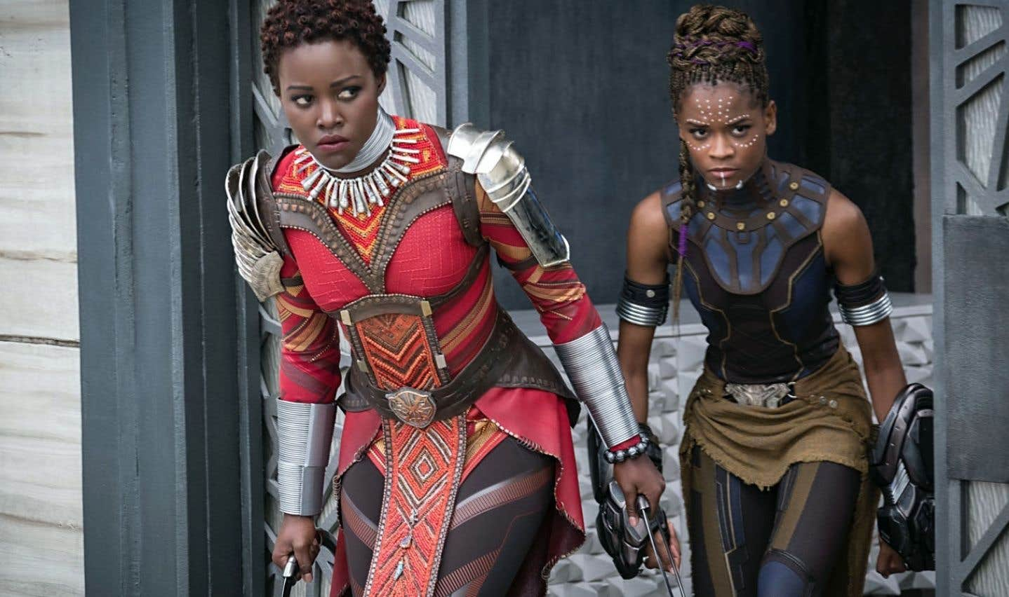 Le film donne également la parole à des personnages féminins charismatiques et magnifiques.