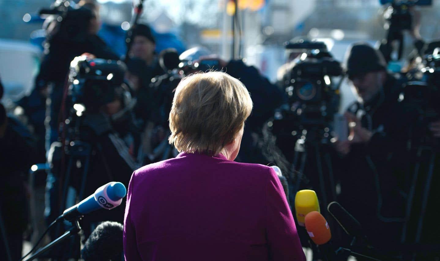 Coalition gouvernementale en Allemagne: Merkel prête à des «compromis douloureux»