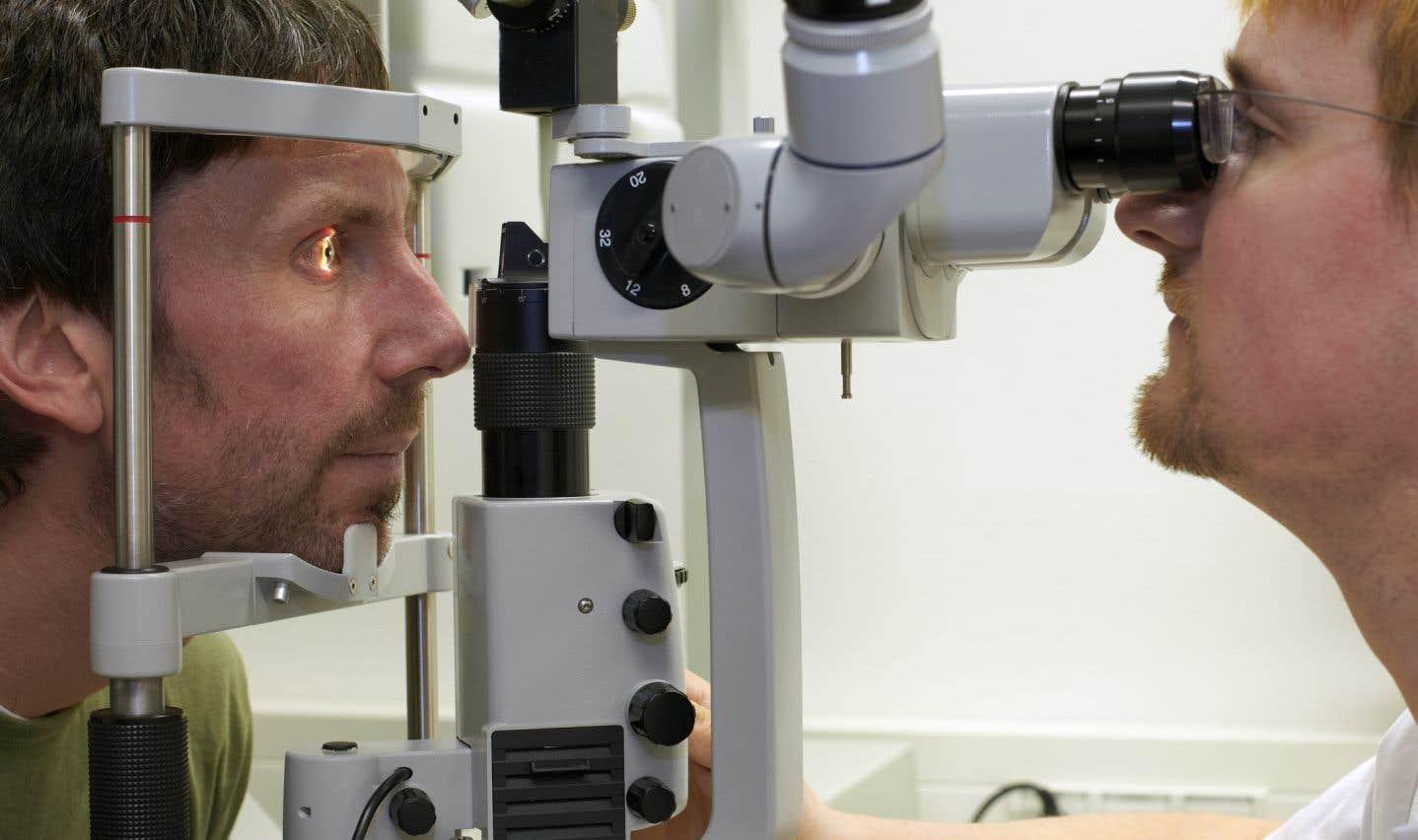 Les coûts d'exploitation encourus par les optométristes ont augmenté trois fois plus que les honoraires à l'acte depuis 30ans.