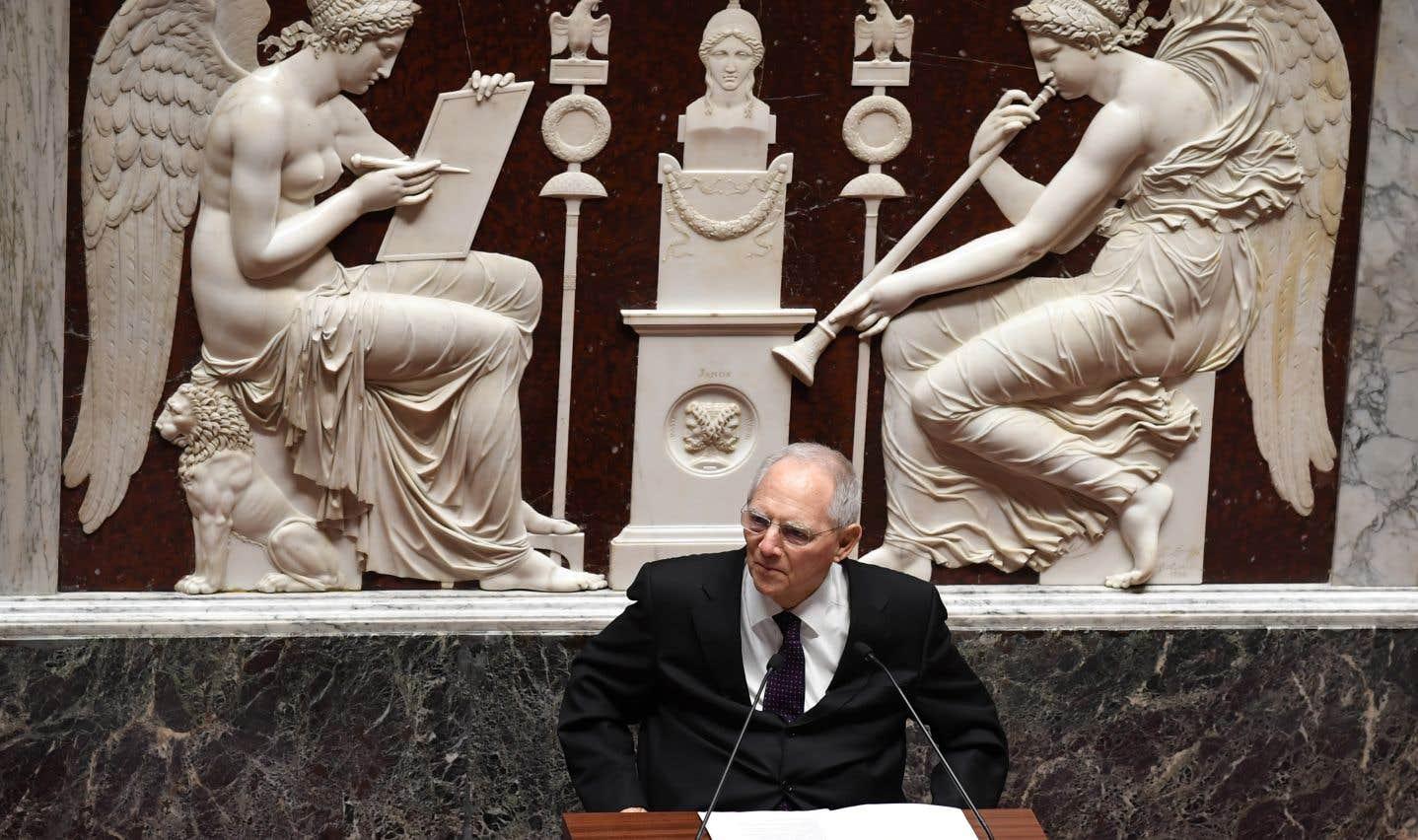 Le ministère allemand des Finances passe à gauche