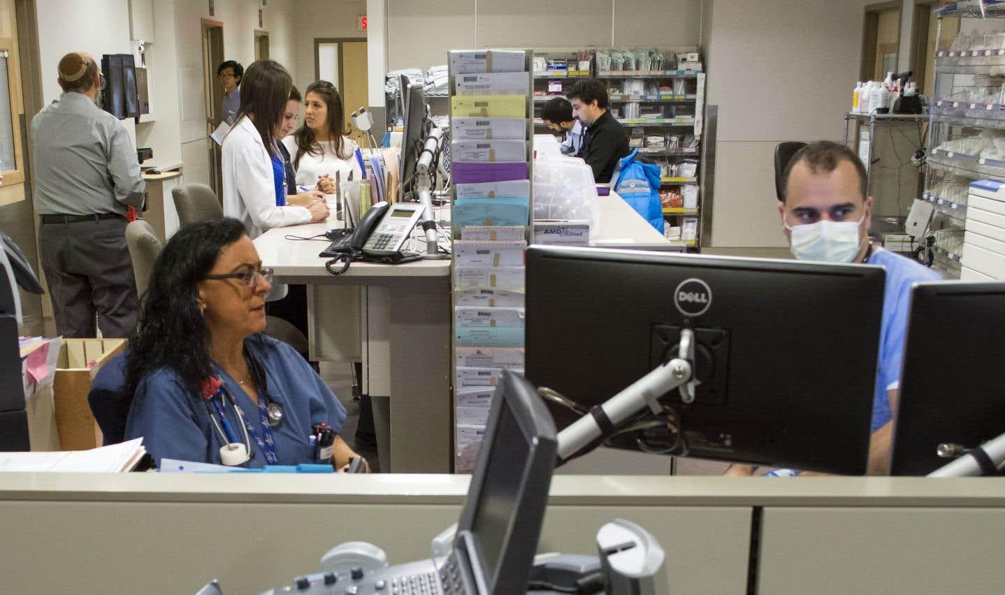 Pourquoi les infirmières des hôpitaux anglophones ne font presque pas d'heures supplémentaires?