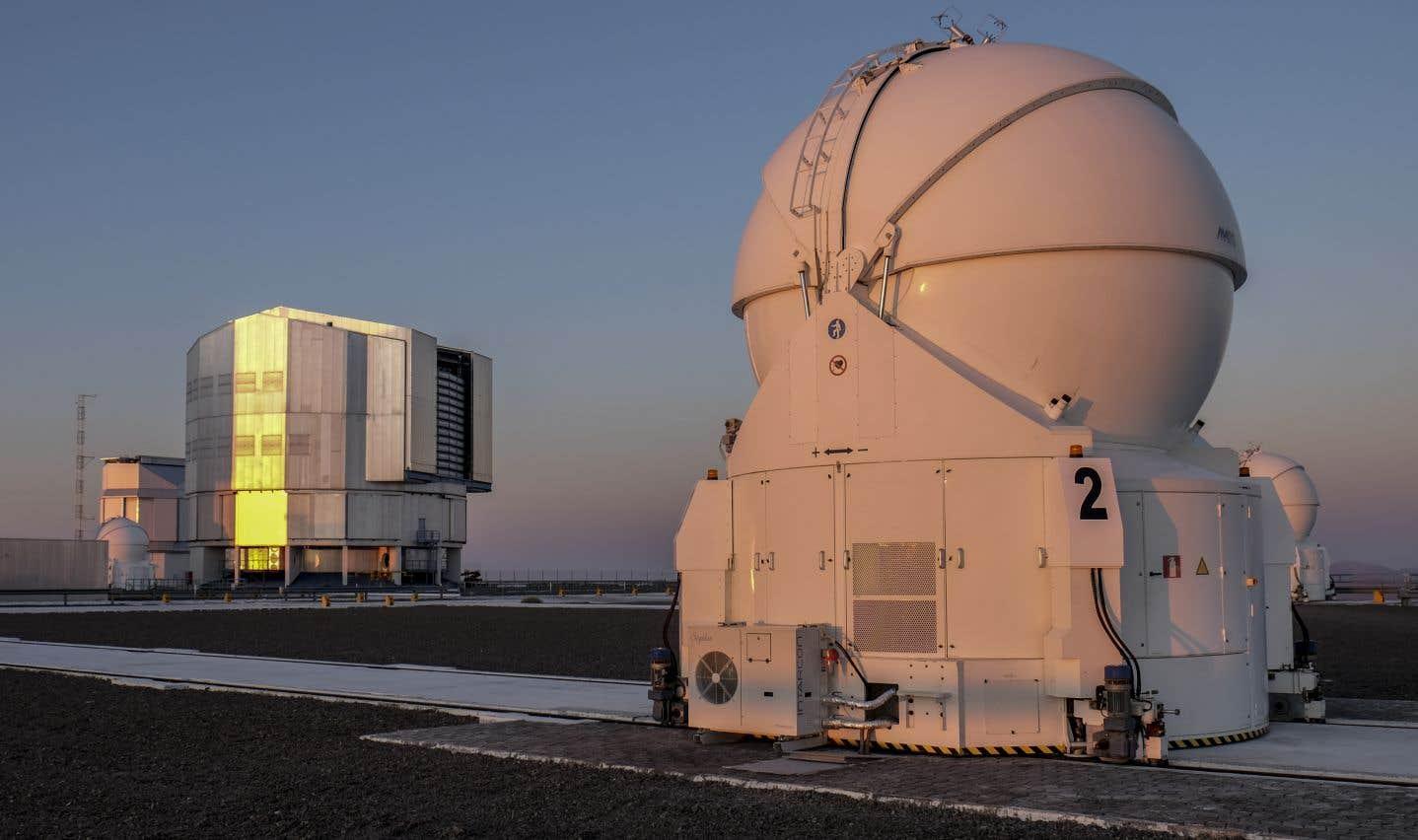 D'ici 2020 on estime que le nord du Chili concentrera 70 % de l'infrastructure astronomique mondiale.