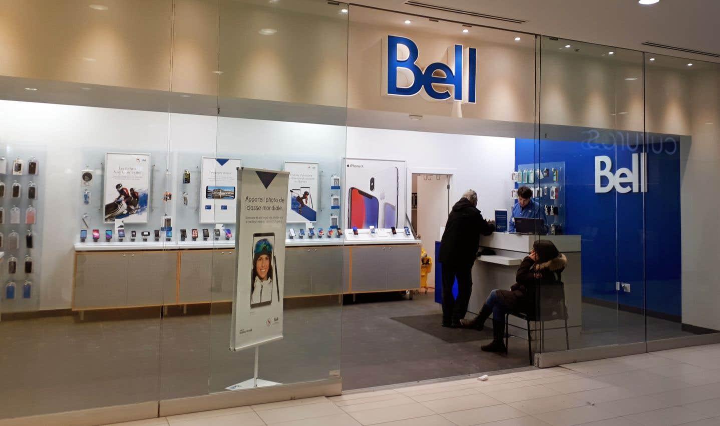 Le propriétaire de Bell Mobilité, de Virgin Mobile et de Lucky Mobile a enregistré 158514 activations nettes au service sans fil pendant le trimestre, dont 175204 abonnés postpayés.