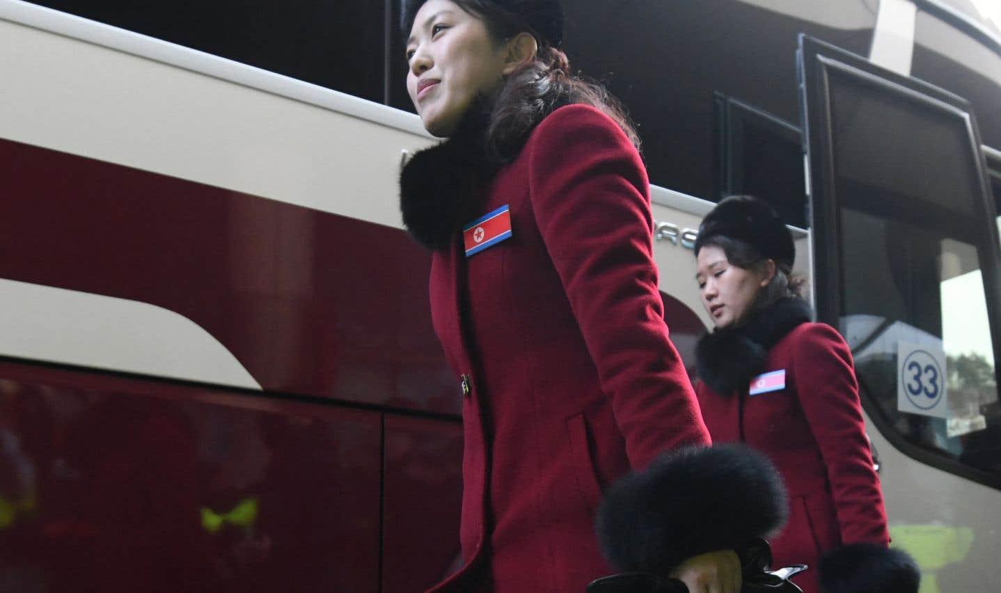 Offensive de charme de la Corée du Nord