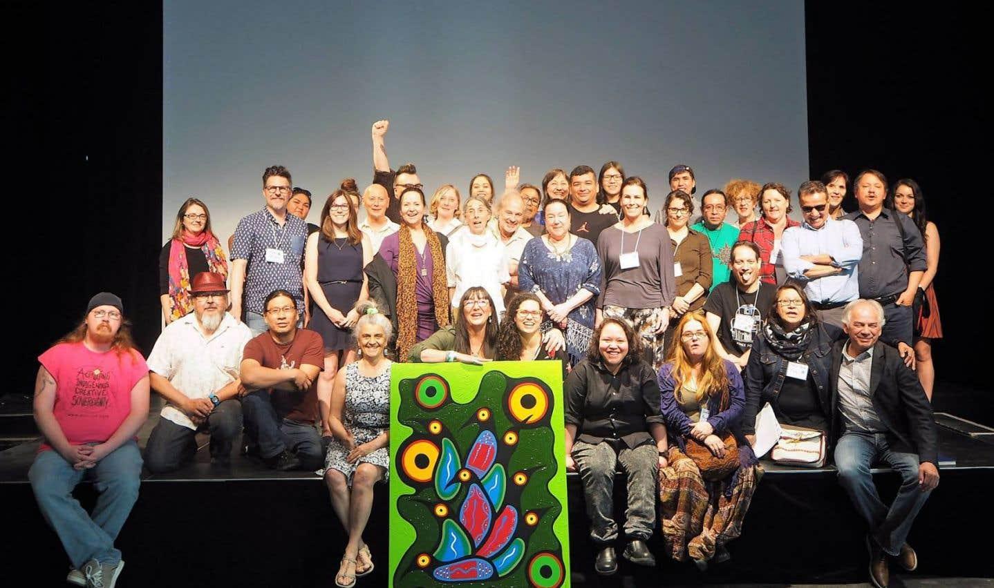 Un manifeste pour le rayonnement des arts autochtones