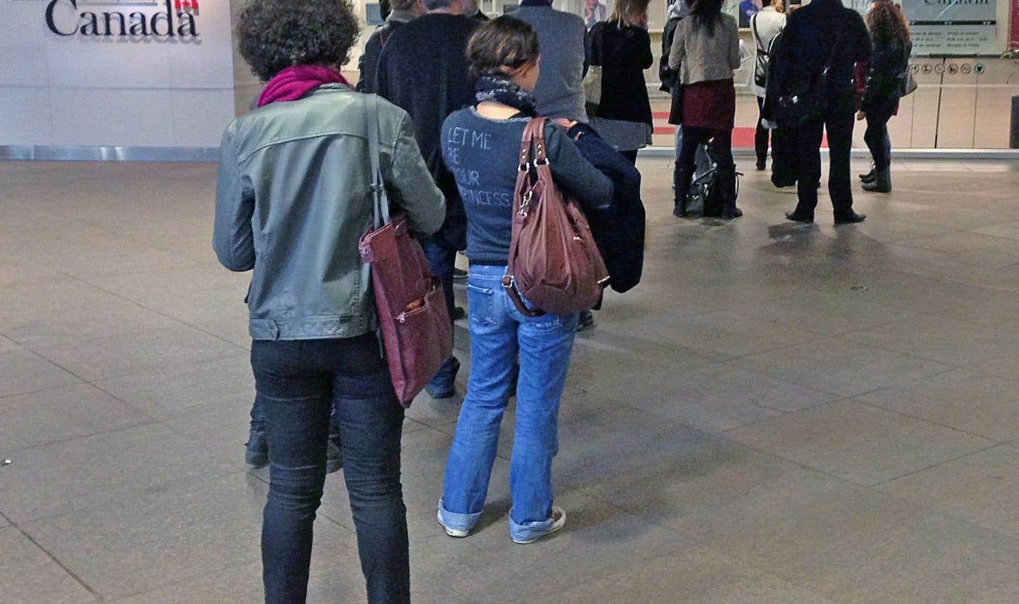 L'économie canadienne a perdu 88000 emplois au cours du mois de janvier.