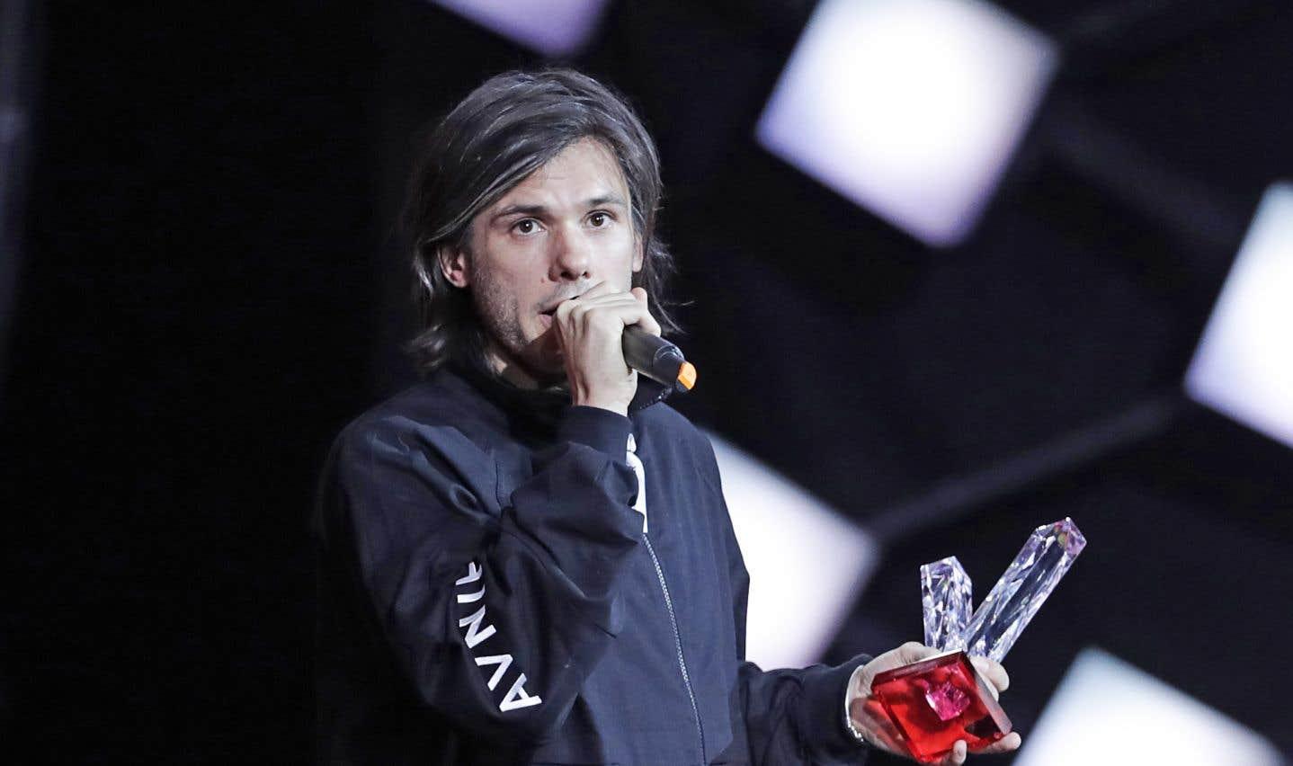 Le rappeur Orelsan est le grand vainqueur du gala 2018.