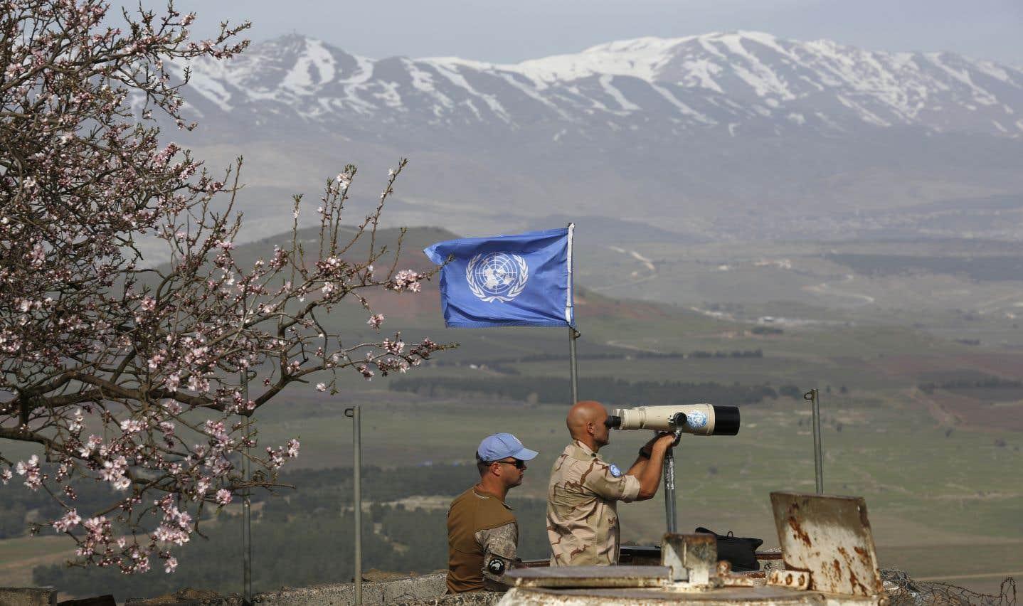 Attaque israélienne d'envergure contre des cibles «iraniennes» en Syrie