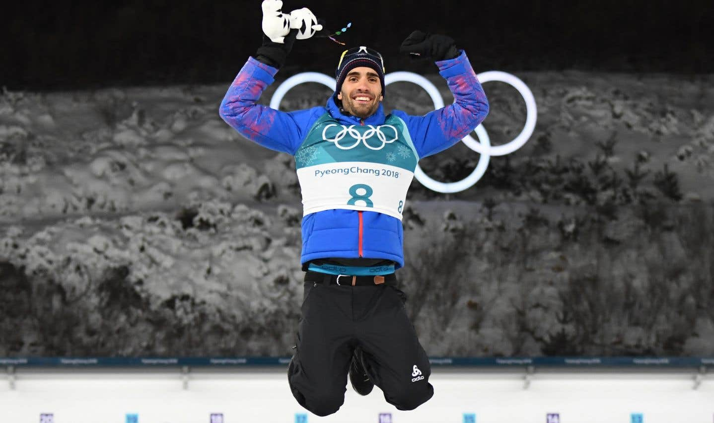 Martin Fourcade rejoint Jean-Claude Killy