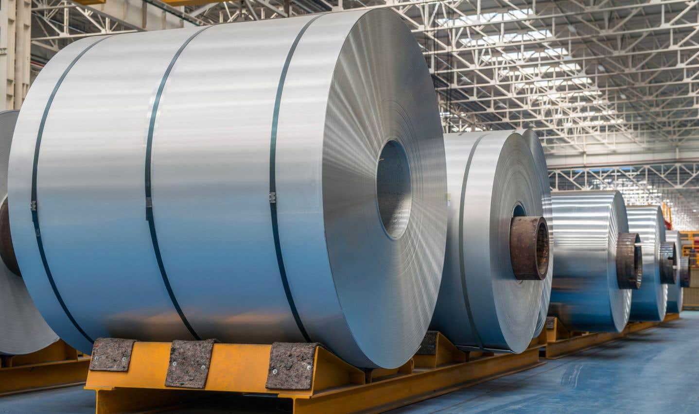 L'entreprise souhaite profiter des conditions avantageuses du marché mondial de l'aluminium.