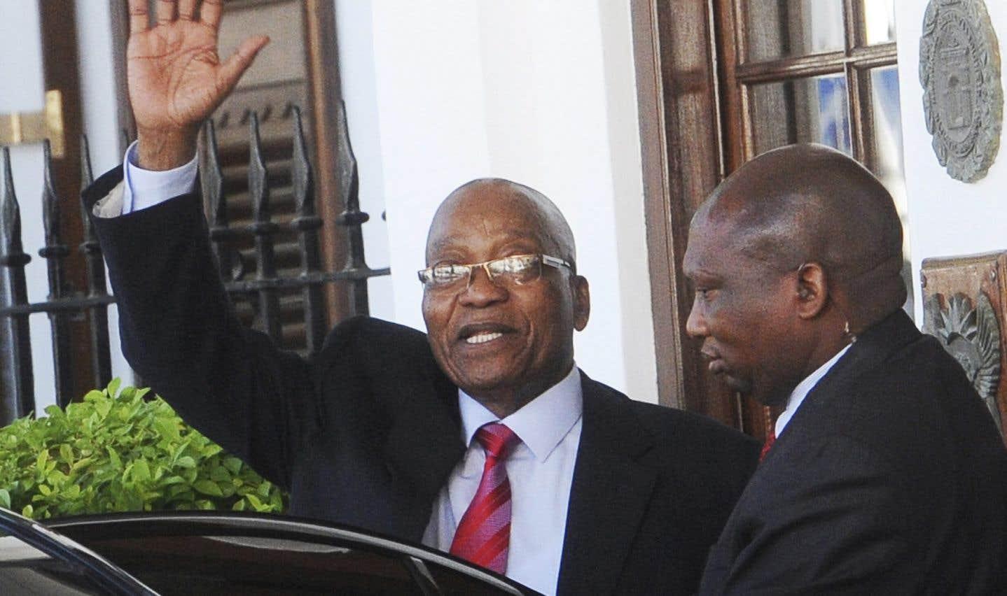 En Afrique du Sud, le président Zuma «rappelé» par le Congrès national africain