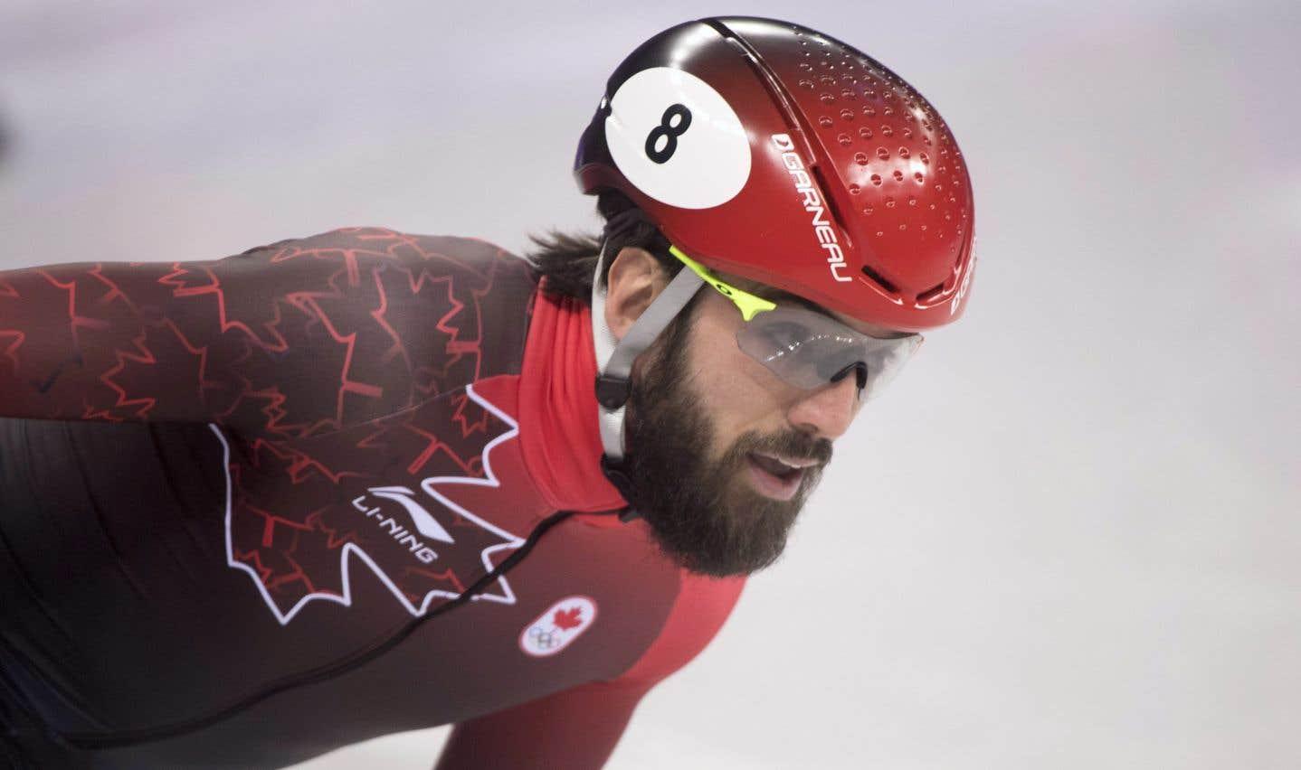 CharlesHamelin en est à ses quatrièmes et derniers Jeux en carrière.