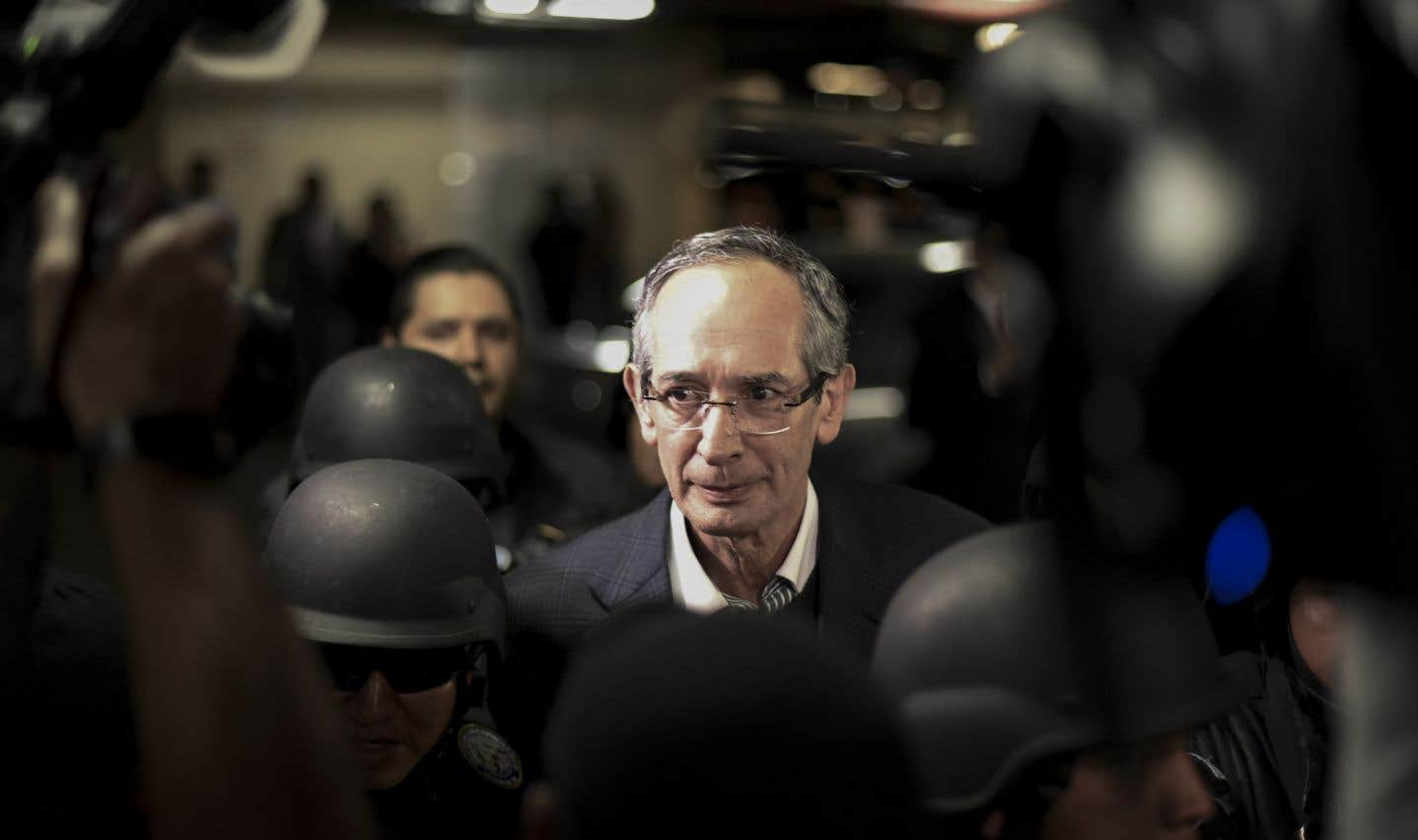 L'ancien président guatémaltèque Alvaro Colom