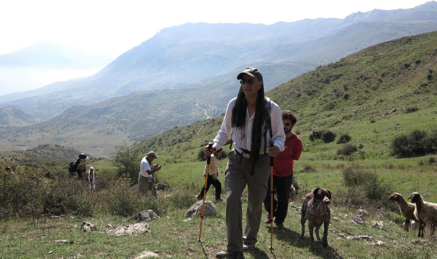 Kavous Seyed Emami, écologiste irano-canadien de renom et directeur de la Fondation pour la faune persane