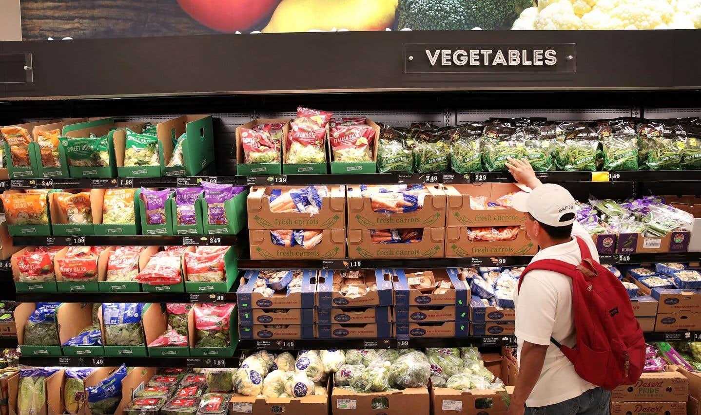 Selon les chiffres du ministère du Travail, l'indice des prix à la consommation a avancé de 0,5 par rapport à décembre.