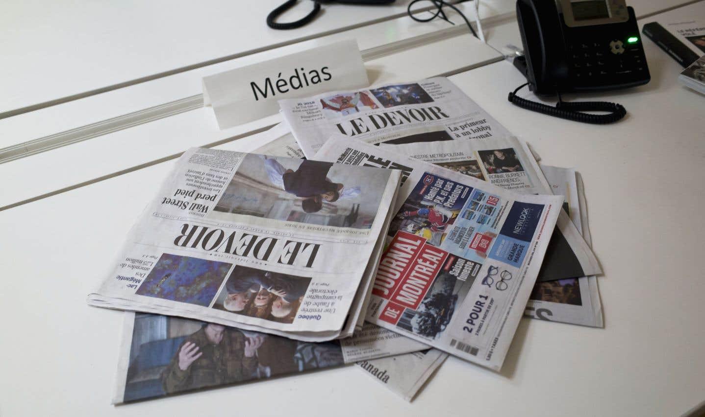 La FNC souhaite que le prochain budget fédéral propose des mesures d'aide à la presse écrite.
