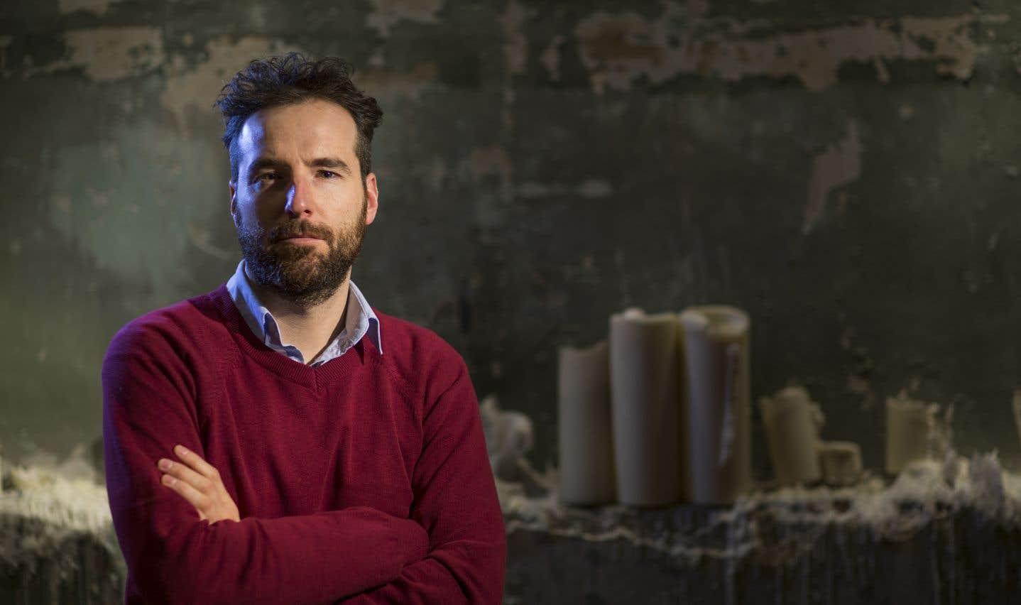 Benjamin Hogue, directeur de l'Observatoire du documentaire, un organisme à but non lucratif qui fait désormais partie de la Coalition pour la culture et les médias