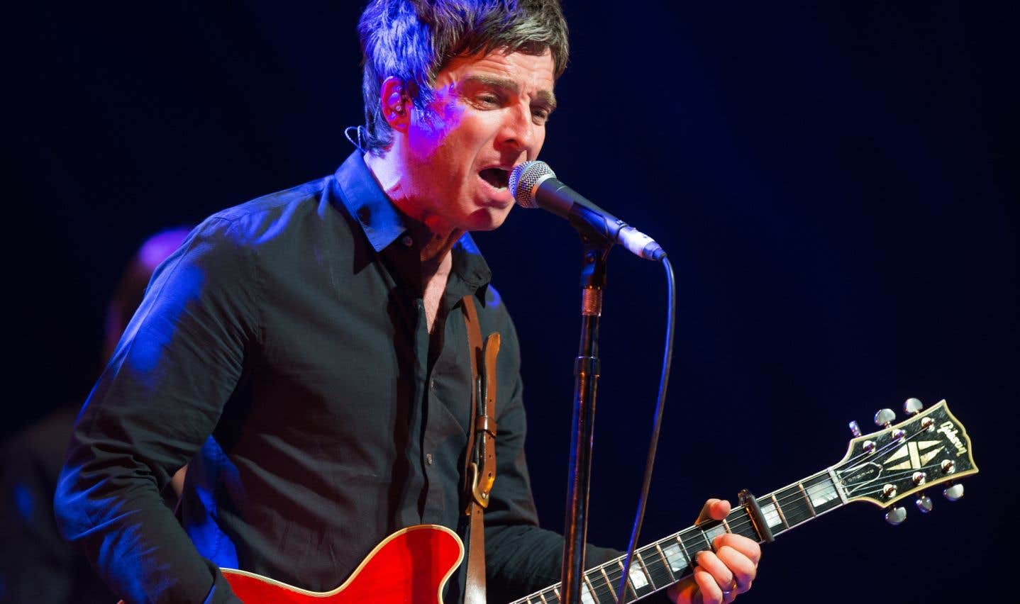 Noel Gallagher's High Flying Birds au Festival international de jazz de Montréal, en 2016