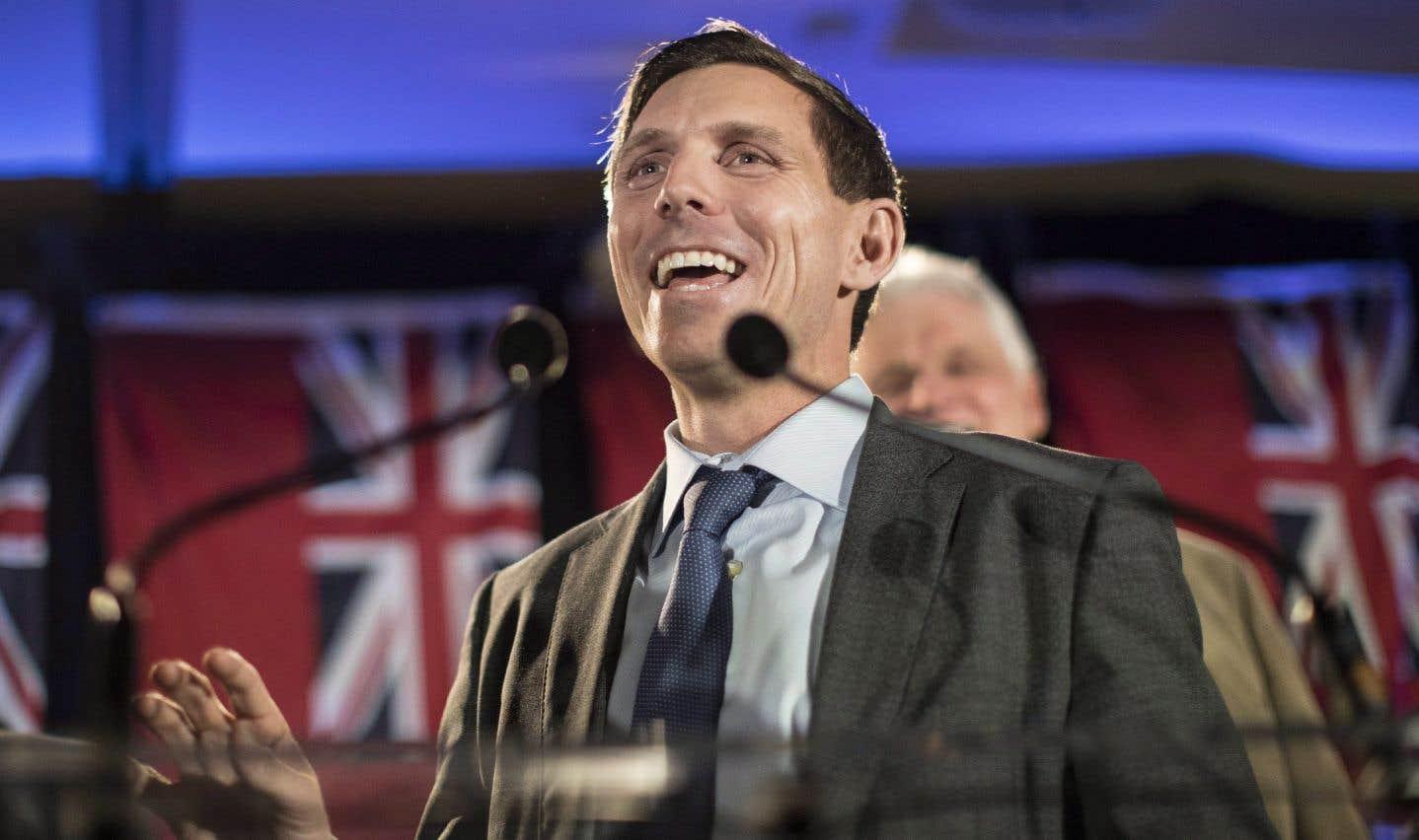 La démission — puis de la tentative de retour — du chef Patrick Brown pour inconduite sexuelle propulsent le Parti conservateur de l'Ontario vers le sommet.