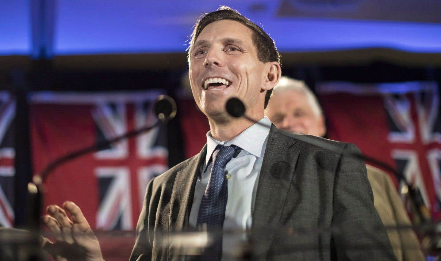 Estimant son nom lavé, Patrick Brown s'est porté candidat à sa propre succession.