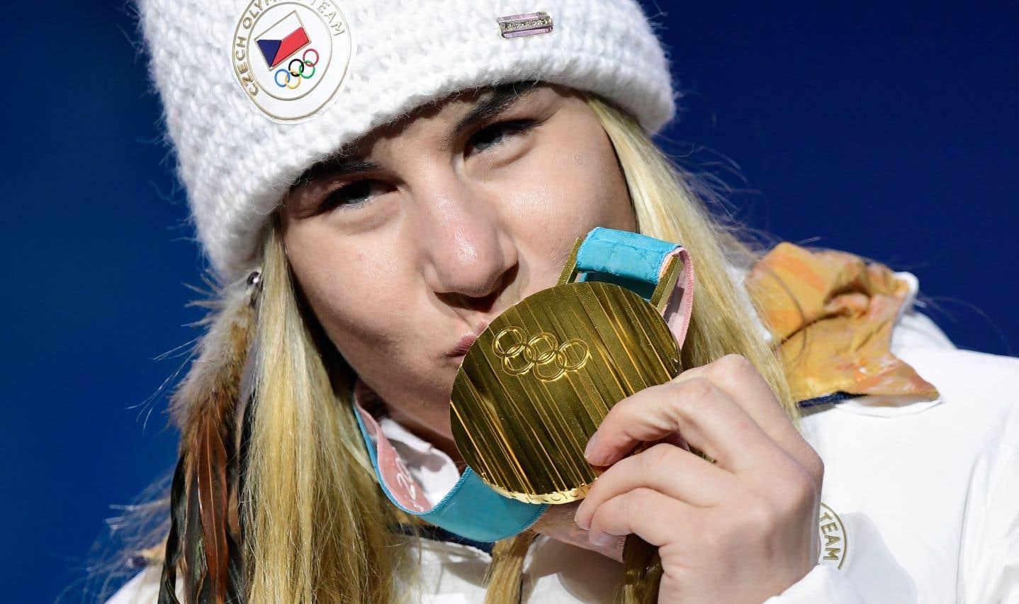 Ester Ledecka