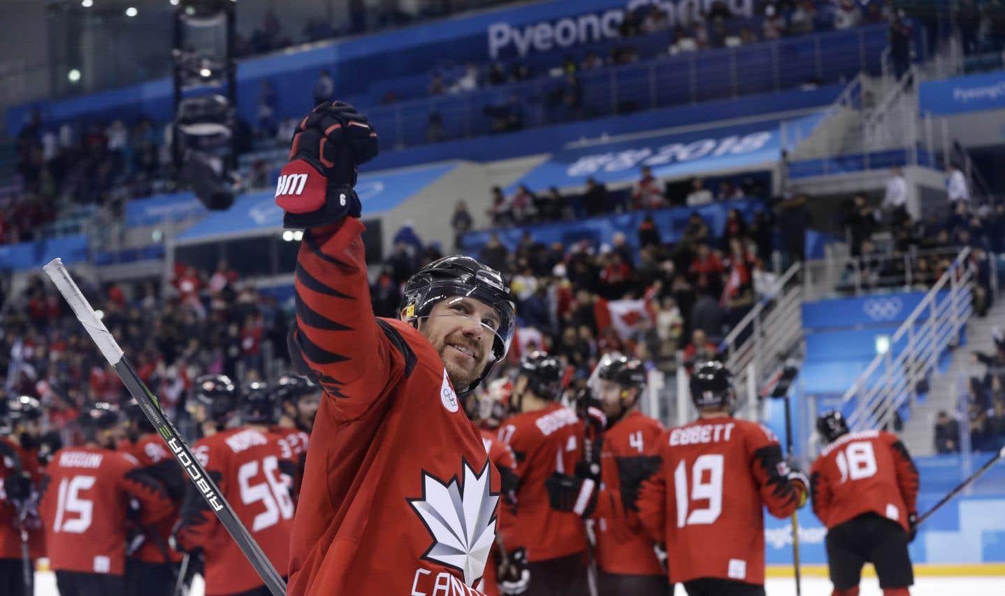 Le Canada affrontera l'Allemagne en demi-finale.