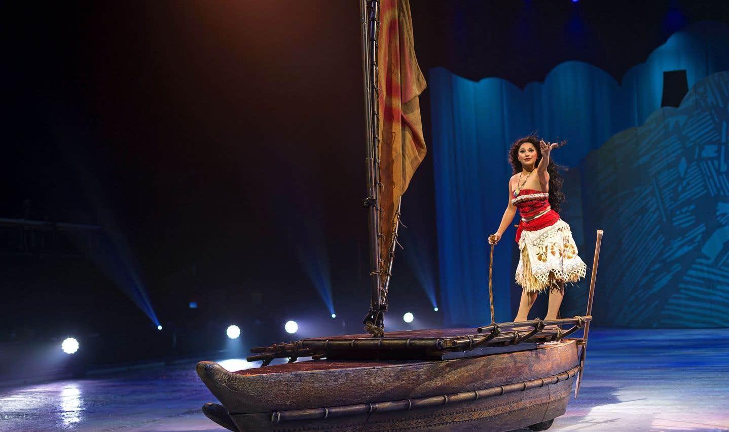 En plein cœur de la semaine de relâche, du 7 au 11mars, le Centre Bell accueillera le traditionnel spectacle de patinage artistique de Disney sur glace intitulé «Osez rêver».