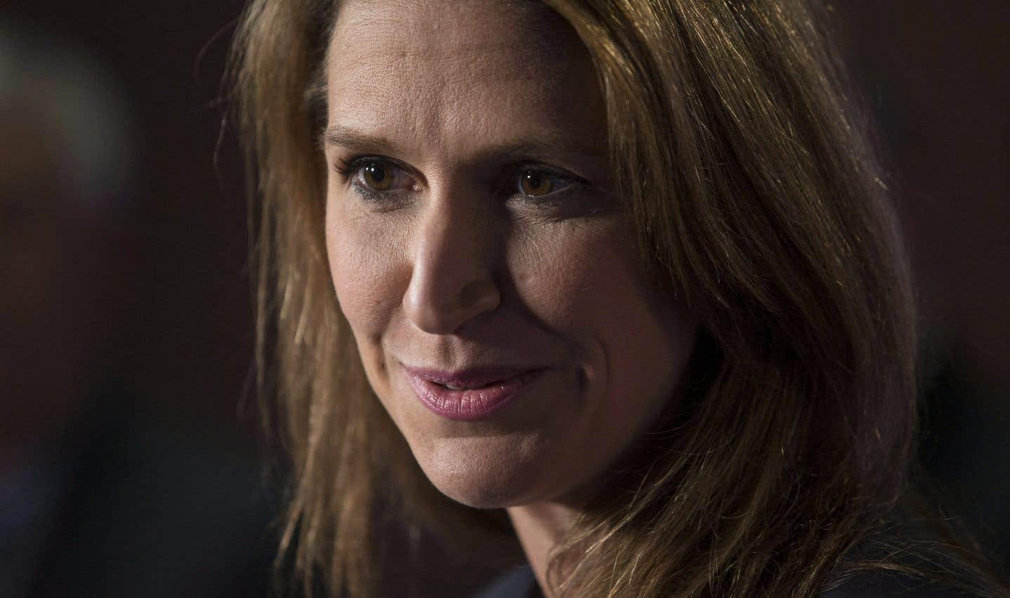 Caroline Mulroney brigue la direction du Parti progressiste conservateur de l'Ontario, à l'instar de Patrick Brown.