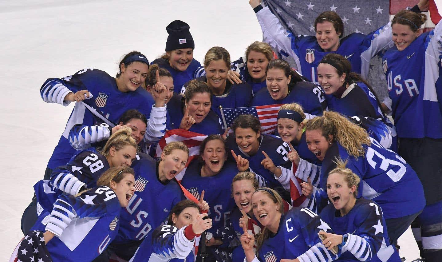 Cette victoire est «l'un des moments les plus gratifiants de l'histoire olympique américaine», savourait «USA Today».
