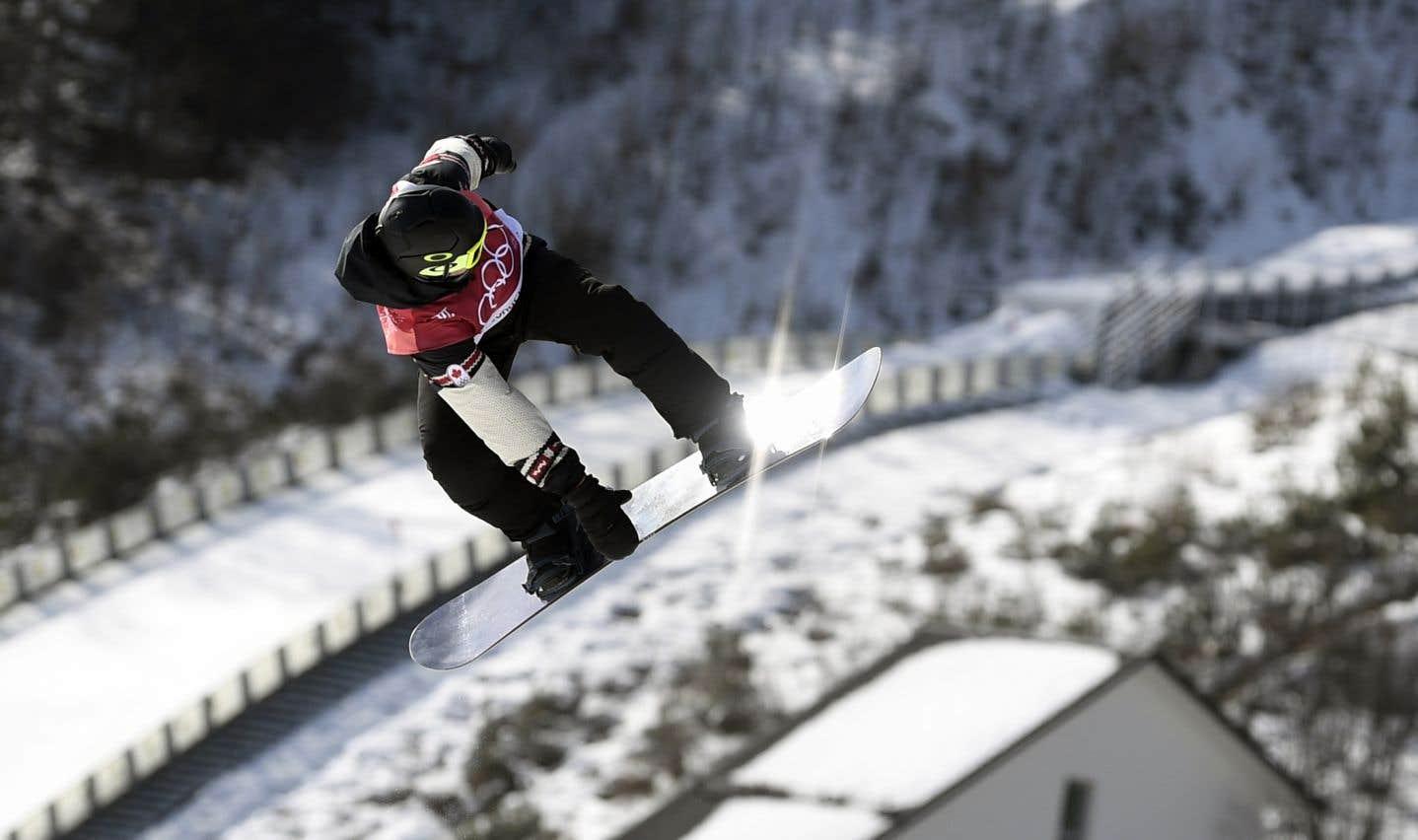 Sébastien Toutant a réussi à son deuxième essai le meilleur saut de la finale (89,50), ce qui lui a valu une note totale de 174,25.