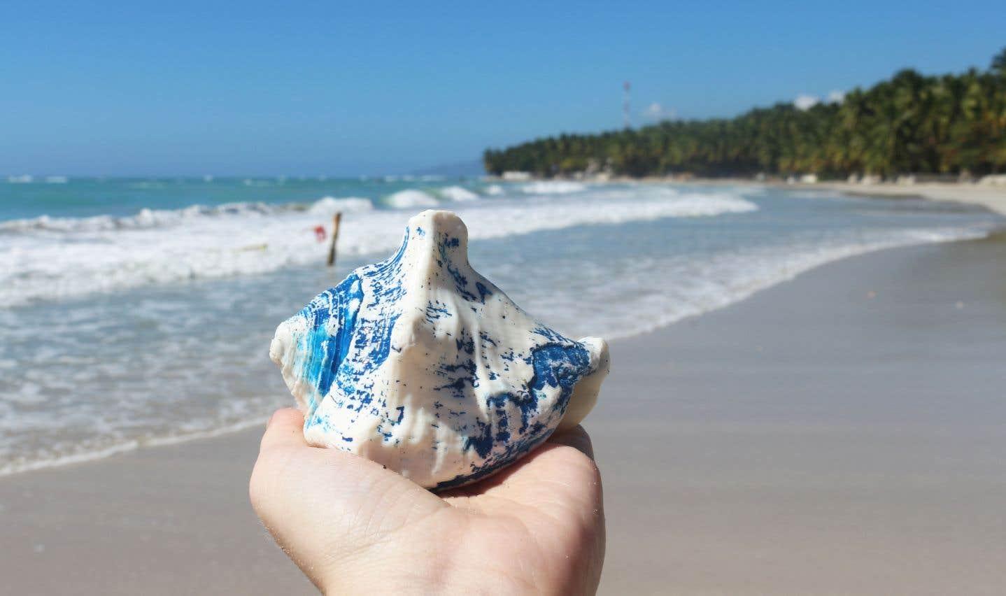 La plage de Ti Mouillage, du côté de Cayes-Jacmel.