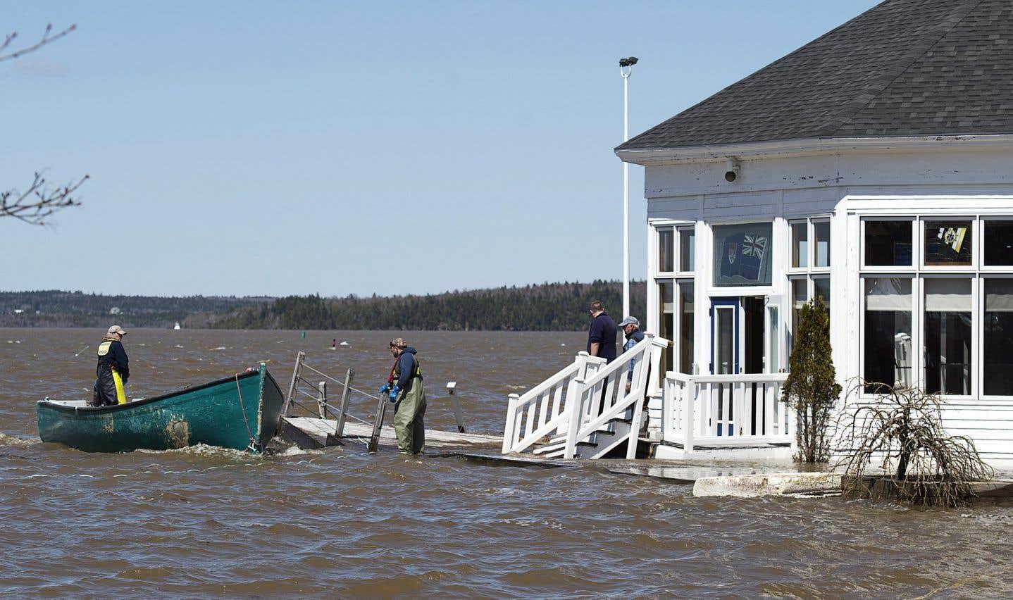 Les niveaux de l'eau pourraient atteindre des seuils historiques, peut-être même plus élevés que ceux enregistrés lors des inondations records de 1973.