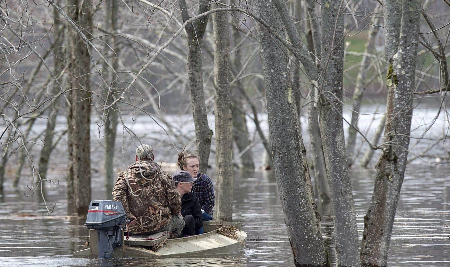 Les inondations ont déjà fait des centaines de sinistrés.